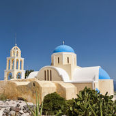 Santorini Oia Church 09 — Stock Photo