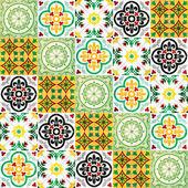 Seamless ceramic tiles 11 — Stock Photo