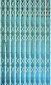 Steel shutters — Stock Photo