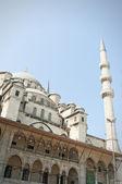 Yeni cammii mosque 07 — Stock Photo