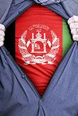 Afgański biznesmen — Zdjęcie stockowe