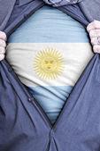 Argentinian Businessman — Stock Photo
