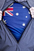 Australian Businessman — Stockfoto