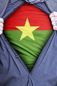 Burkinabe Businessman — Stock Photo