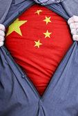 中国商人 — 图库照片