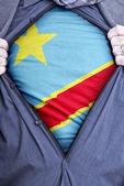 Congolese Kinshasa Businessman — Stock Photo