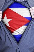 Cuban Businessman — Stock Photo