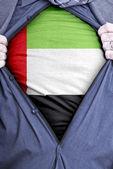 Emirati Businessman — Stock Photo