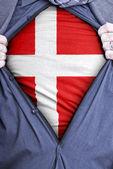 Danish Businessman — Stock Photo