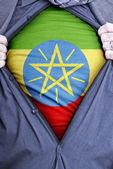 Etiopiska affärsmannen — Stockfoto
