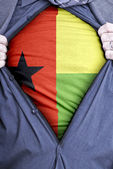 Guinea-Bissaun Businessman — Stock Photo