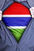 Gambian Businessman — Stock Photo