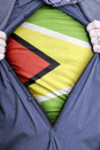 Guyanese Businessman — Stock Photo