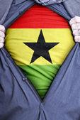 Ghanaian Businessman — Stock Photo