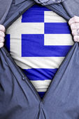 Greek Businessman — Stock Photo