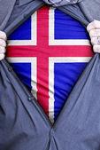Icelandic Businessman — Stock Photo
