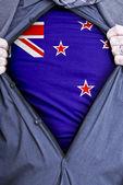 Kiwi Businessman — Stock Photo