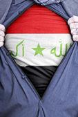 Irakiska affärsman — Stockfoto