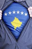 Kosovar Businessman — Stock Photo