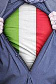Italian Businessman — Stock Photo