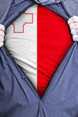 Maltese Businessman — Stock Photo