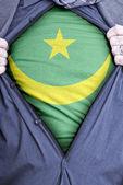 Mauritanian Businessman — Stock Photo