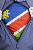 Namibian Businessman — Stock Photo