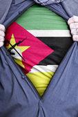 Mozambican Businessman — Stock Photo