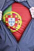 Portuguese Businessman — Stock Photo