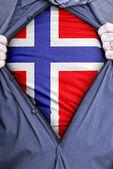 Norwegian Businessman — Stock Photo
