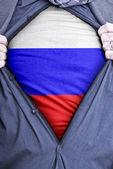 Russian Businessman — Stock Photo