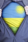 Rwandan Businessman — Stock Photo