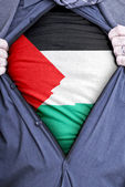 Palestinian Businessman — Stock Photo