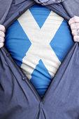 Scottish Businessman — Stock Photo