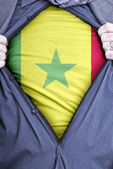 Senegalese Businessman — Stock Photo