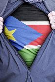South Sudanese Businessman — Stock Photo