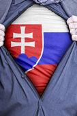 Slovakian Businessman — Stock Photo