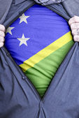 Solomon Islands Businessman — Stock Photo