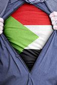 Sudanese Businessman — Stock Photo