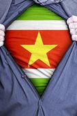 Surinamer Businessman — Stock Photo