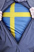 Swedish Businessman — Stock Photo