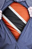 Trinidad and Tobago Businessman — Stock Photo