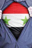 Syrian Businessman — Stock Photo