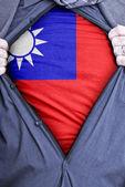 Tajwański biznesmen — Zdjęcie stockowe