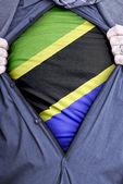 Tanzanian Businessman — Stock Photo