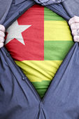 Togos affärsman — Stockfoto