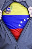 Venezuelan Businessman — Stock Photo