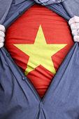 Vietnamese Businessman — Stock Photo