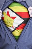 Zimbabwean Businessman — Stock Photo