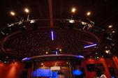 Nightclub lights — Stock Photo